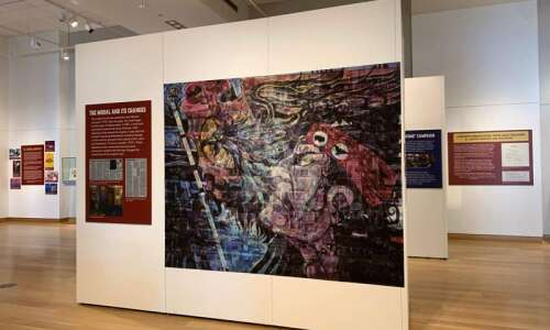 Exhibit celebrates UI's Latino Native American Cultural Center