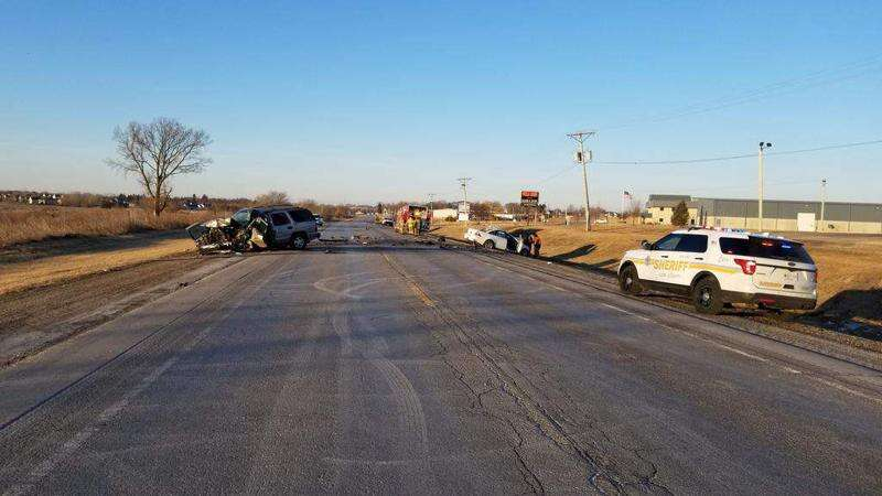 Cedar Rapids man killed in head-on crash near Walford Saturday