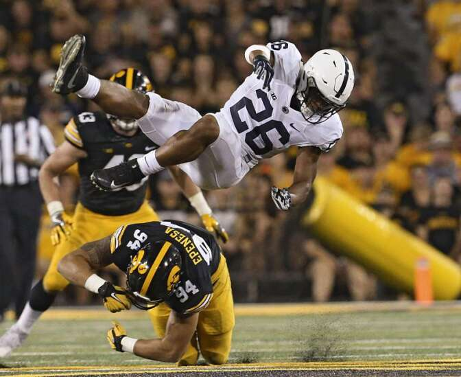 Penn State is The Game for Iowa football at Kinnick this year