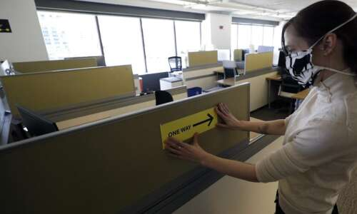 Cubicle comeback? Pandemic will reshape office life