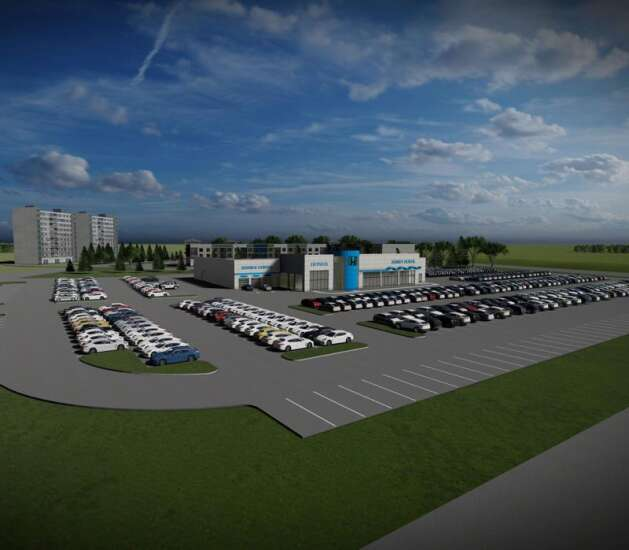 Hotel, mixed-use planned across from Fleet Farm off Highway 100