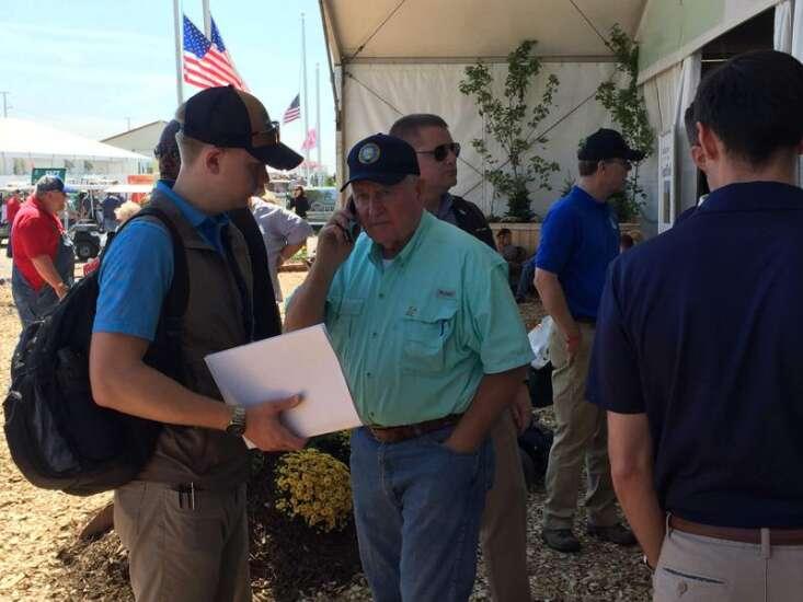 U.S. Ag Secretary Perdue gives nod to year-round E15 ethanol sales