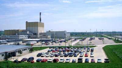 Iowa House takes 'huge step' on proposed new Iowa nuclear plant