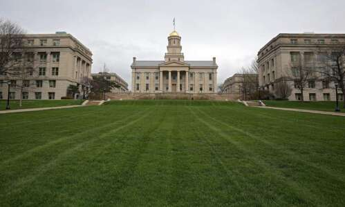 Skipping search, University of Iowa names interim provost to become…
