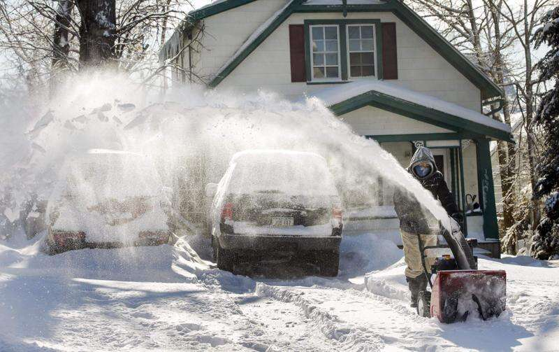 Here's how much colder February was from usual