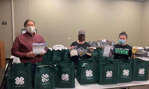 Collaboration creates Camp-in-a-Bag kits for mentoring program