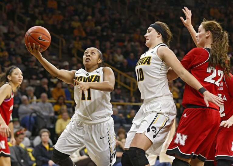 Big second-half effort lifts Iowa women's basketball past Minnesota
