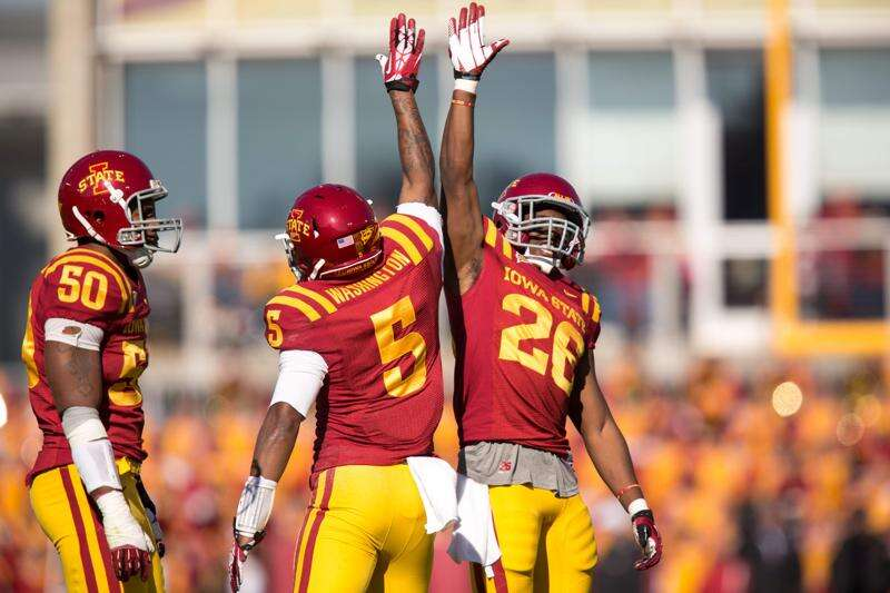 Deon Broomfield finds road back to Iowa State