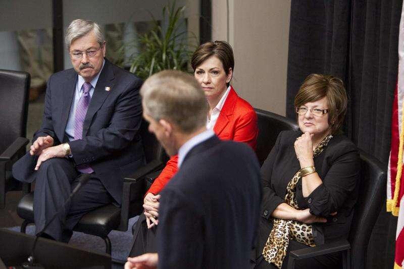 Iowa economic development leader gets fifth bonus