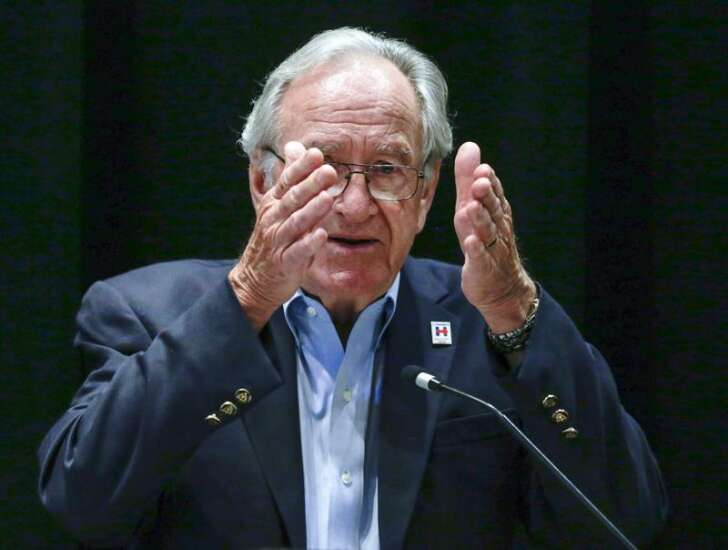 Tom Harkin sees need to expand Supreme Court to handle workload