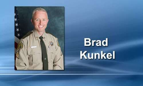 Brad Kunkel to run unopposed for Johnson County sheriff