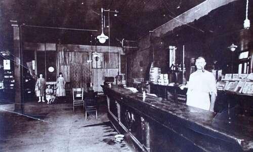 Time Machine: Cedar Rapids 'Moonshine King' kept making booze (and…