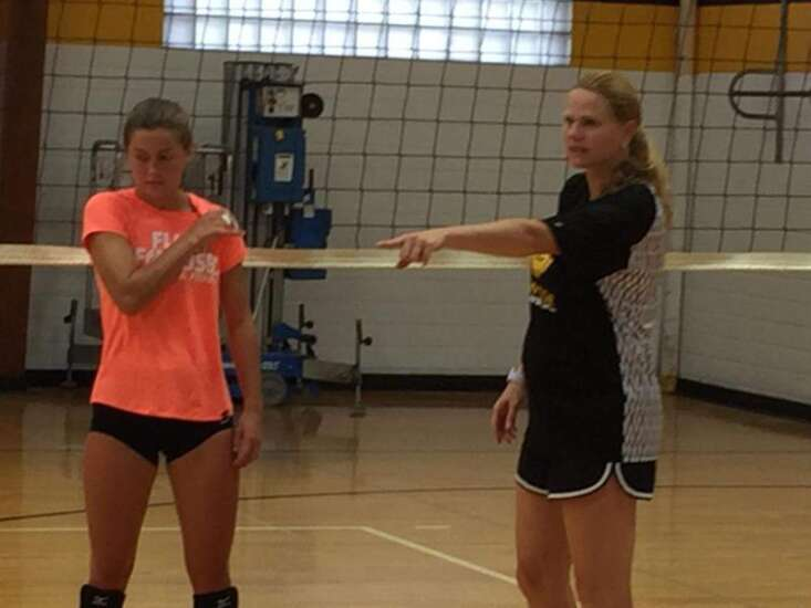 Volleyball: Tipton Tigers believe 'the best is yet to come'