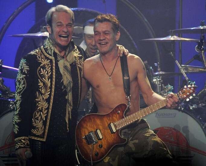 Eddie Van Halen, guitar virtuoso with a shimmering sound, dies at 65