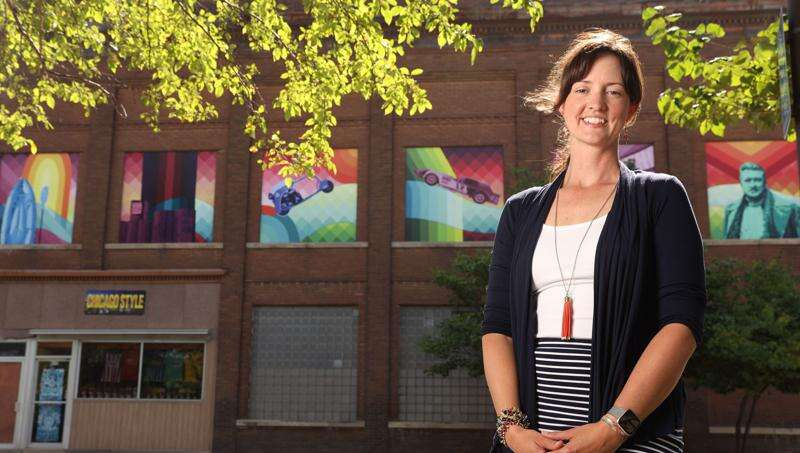 University of Iowa partnership helps small-town Iowa with murals, strategic plans and everything in between