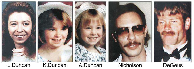 July execution set for Iowa man who killed 5, including 2 children