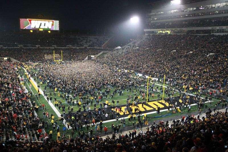 Treat college football in Iowa like big business