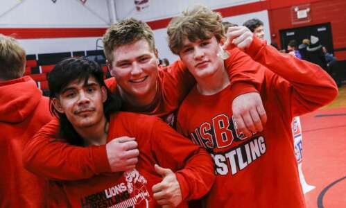 Lisbon rolls to 7th straight state duals appearance