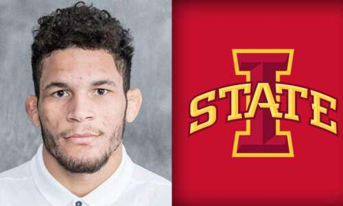 Yonger Bastida, Iowa State wrestling to face first test of…