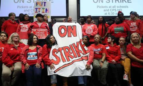 Classes canceled for 361,000 students as Chicago teachers go on…