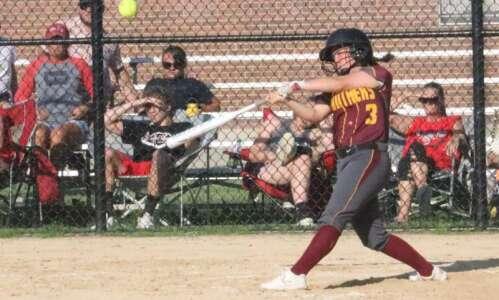 Mt. Pleasant softball falls to defending 3A champions