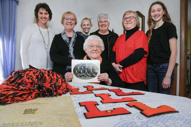 The Iowa girls' state basketball tournament: A centennial celebration