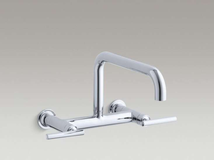 A tall order for a lower-spout kitchen faucet