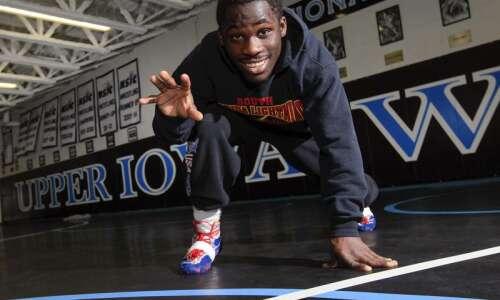Upper Iowa's Maleek Williams overcomes early-season stroke to reach NCAA…