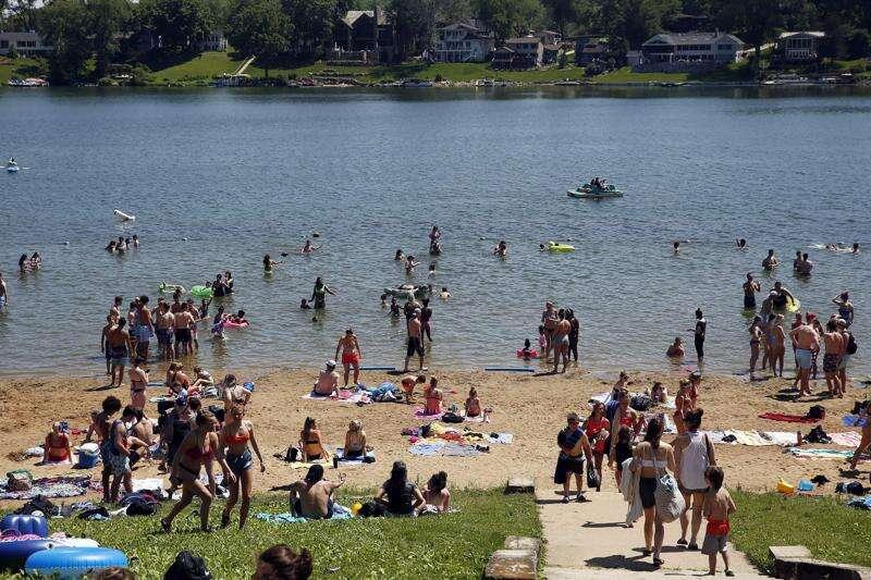 Coronavirus risk: Is it safe to swim at public beaches?