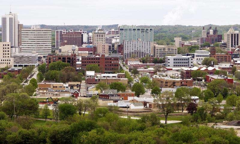 Cedar Rapids No. 5 best city in America for millennials to 'get rich': Report