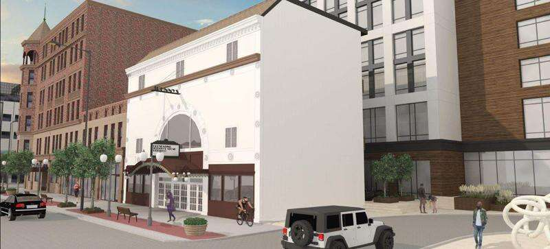 Developers reveal renderings for Guaranty Bank Building project, new hotel in downtown Cedar Rapids