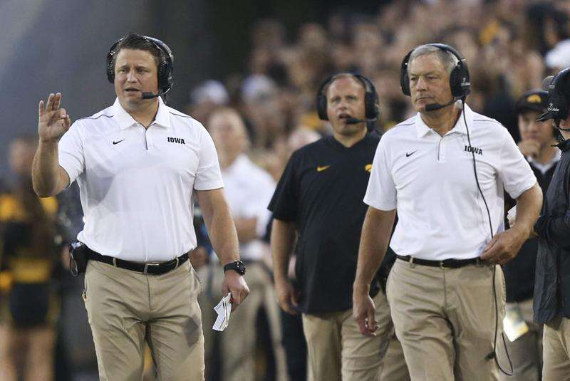 Iowa coaches still highest paid in the state, but median wages stay flat