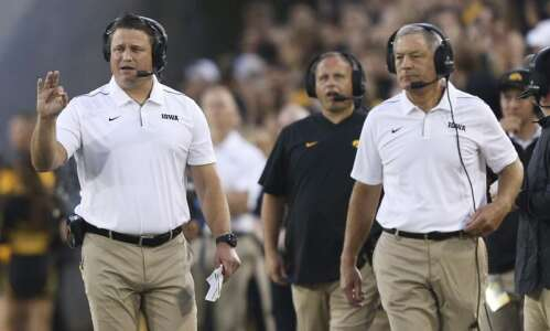 Iowa coaches still highest paid in the state, but median…