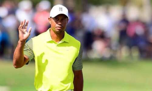 Woods' climb to catch Niklaus grows steeper