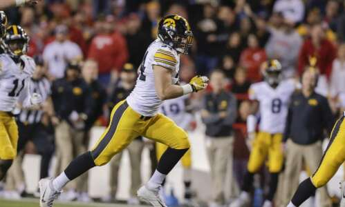 Iowa, Iowa State each have nation-leading football stat