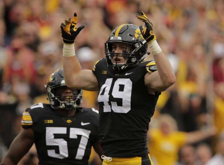 Iowa football Quick Slants: Nick Niemann looks like a go against Maryland