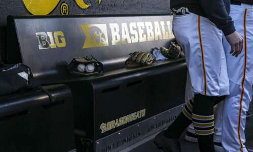 Iowa baseball players question positive COVID-19 tests that shut down…