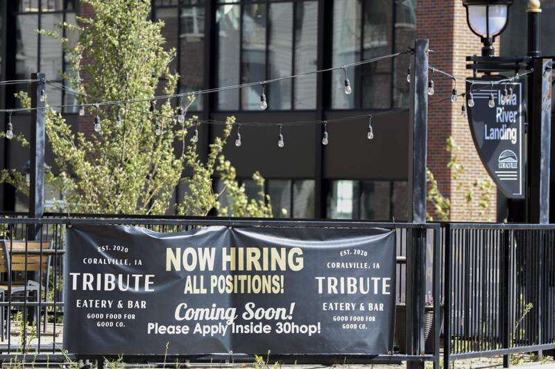 Iowa's unemployment rate is shrinking. So is its labor force