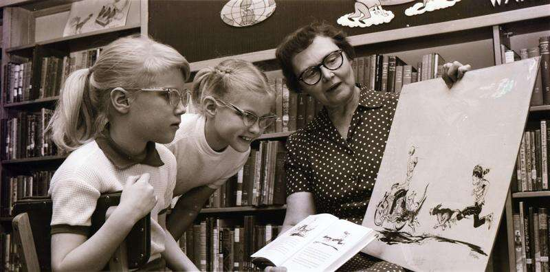 Beverly Cleary, beloved author who chronicled schoolyard scrapes and feisty kids, dies at 104