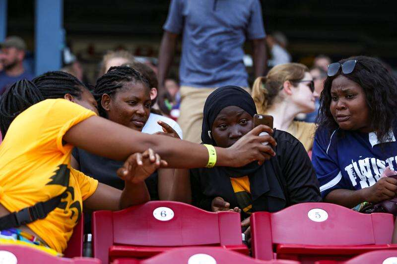 African fellows learn new business skills at the University of Iowa