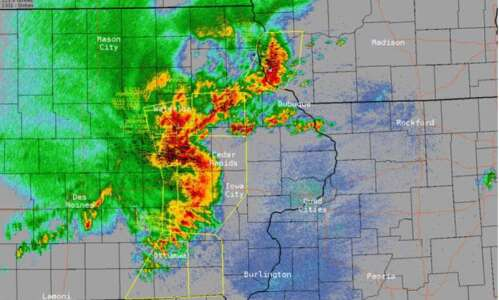 The Iowa derecho: How those winds became so strong