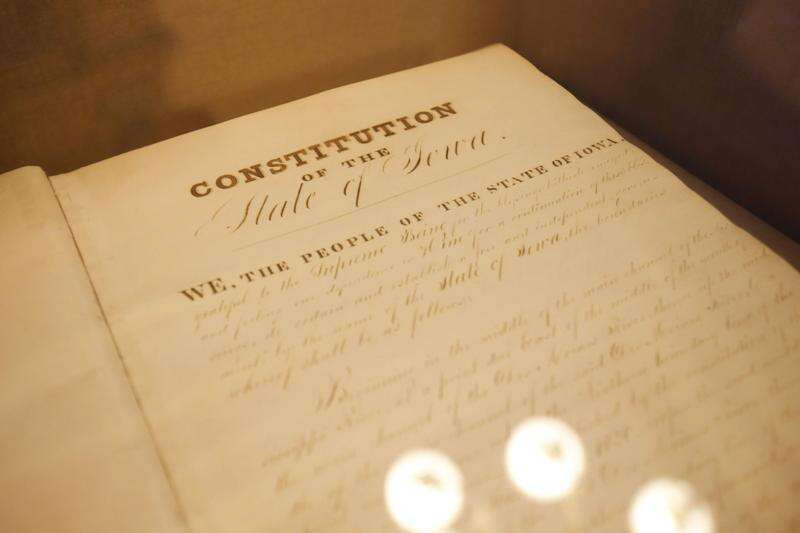 Iowa's constitutional convention process, a triumph of democracy, could be improved