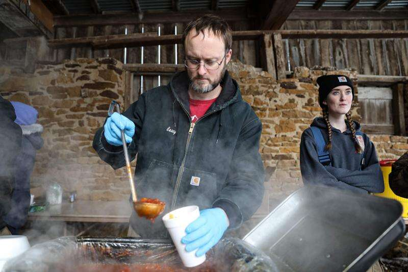 Amana Winterfest is on this weekend, with some changes for social-distanced fun
