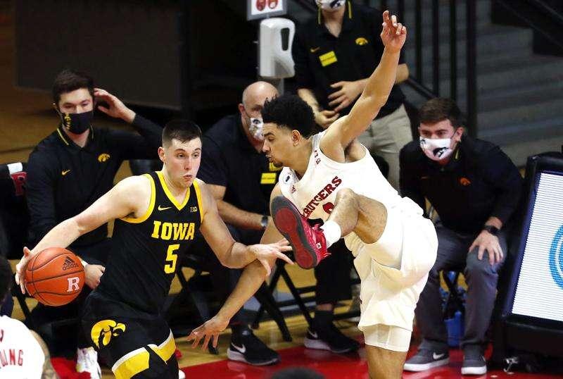 Iowa men's basketball wants more CJ, fewer 'T's