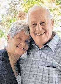 55th Wedding Anniversary Bill and Phyllis Hodina