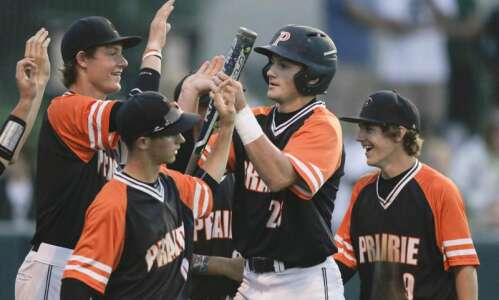 Substate baseball roundup: Defending 4A champion Prairie heading back to…