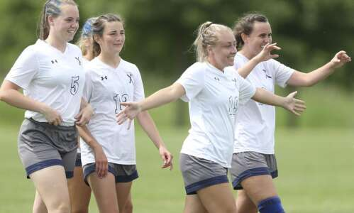 Shutout delivers Cedar Rapids Xavier to girls' state soccer semifinals…