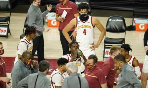 Iowa State men's basketball could get closer to full strength…