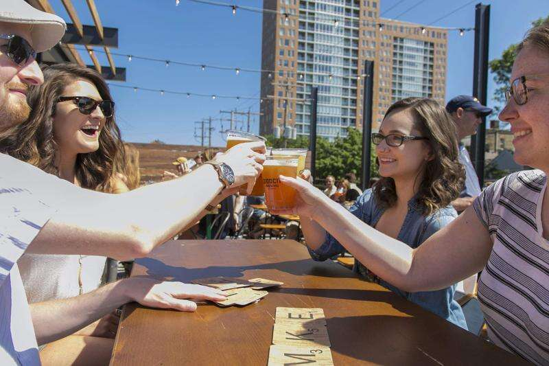 Brew City: In Milwaukee, history is served up along with the beer
