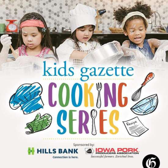 Kids Gazette Cooking Series: March